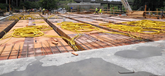 Post-Tensioned Slabs On Grade - Beyond the Build - Stewart Perry